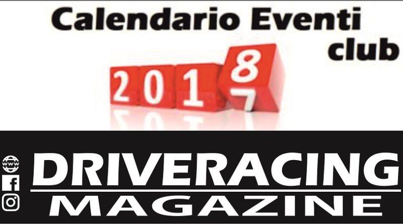 Calendario Castelletto Di Branduzzo.Calendario Nazionale Driveracing Magazine